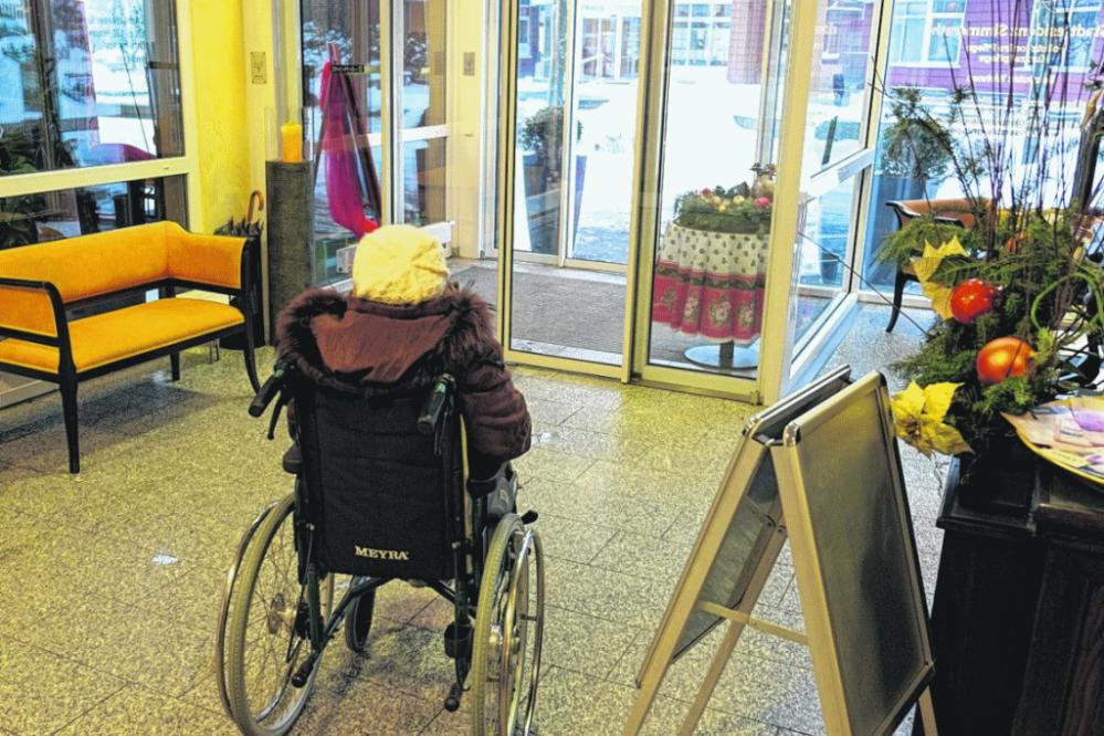Ringen um eine Lösung für 58 Senioren