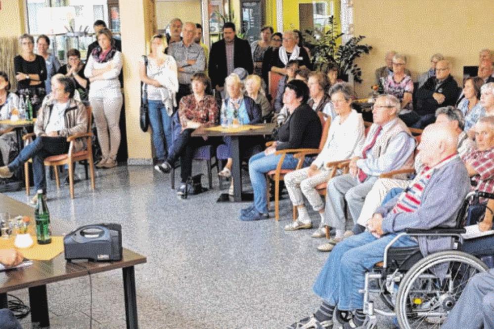 Ein Neubeginn in der Seniorenresidenz