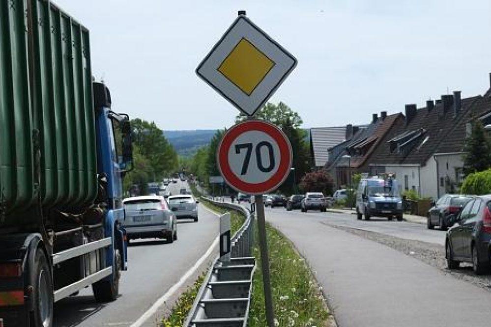 Planung für B 258 muss bis Relais Königsberg reichen