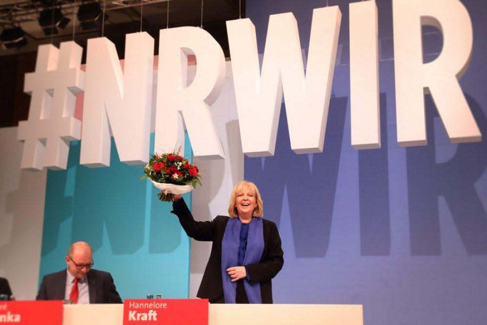 Landesparteitag 2017 – #NRWIR legen los