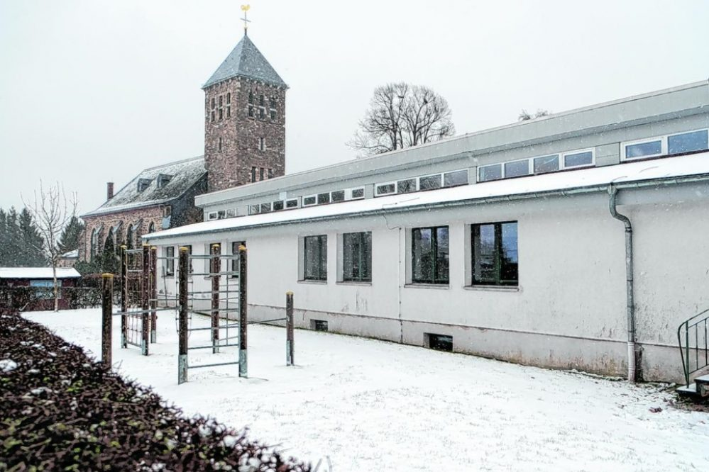 Neuer Kindergarten in der alten Schule ?