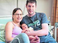 """Benjamin – erstes Baby der """"neuen Zeit"""""""