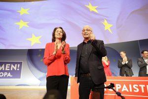 Programm zur Europawahl verabschiedet